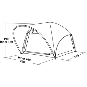 Easy Camp Pavonis 400 Tiendas de campaña